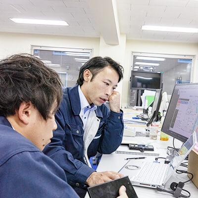 中途採用、東海電子の営業職8