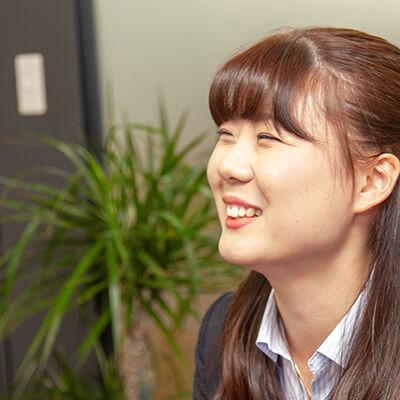新卒採用、営業職社員のインタビュー6