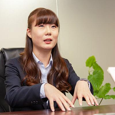 新卒採用、営業職社員のインタビュー8